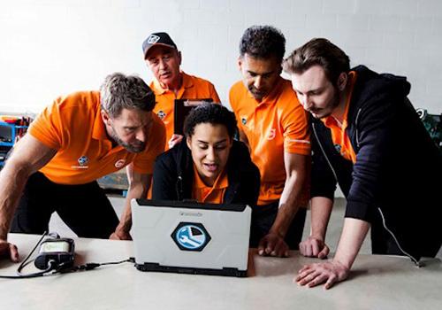 Inizia la maggiore competizione a livello mondiale nel settore dell'assistenza: VISTA attrae i tecnici da ogni parte del mondo