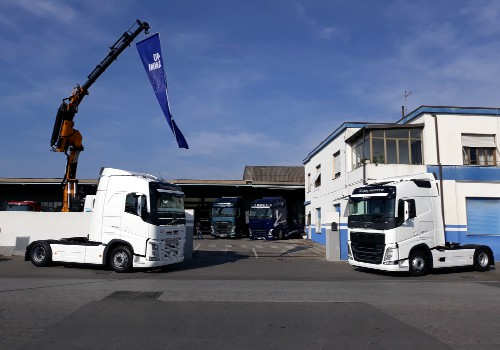 Inaugurazione & Open Day Vip-One Volvo Trucks Avenza (Ms)