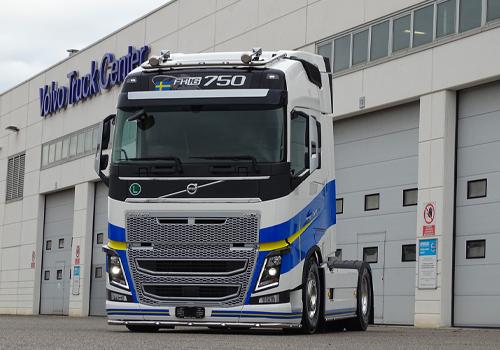 Volvo FH - Goteborg Edition: bello e possibile.