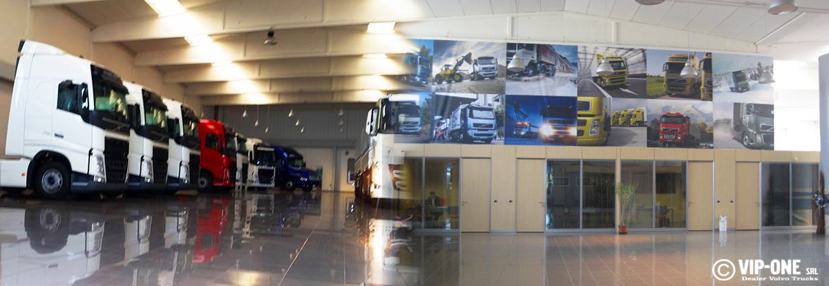 Vip-One Dealer Volvo Trucks Guardamiglio - Spilamberto - Avenza