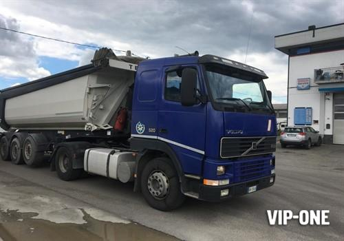 VOLVO TRUCK FH16 520